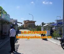 Đất 2 mặt tiền đường Nguyễn Duy Trinh, đối diện KĐT An Cưu City, TP Huế