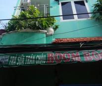 Bán nhà HXH Thành Thái. Q10 DT: 3,8x 14m