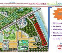 Mở bán giai đoạn 3 KDC Đông Nam thị trấn Châu Ổ, Bình Sơn. Giá từ 4,2 tr/m2