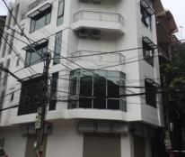 Bán nhà ngõ 127, Văn Cao, DT: 72m2 x 4 tầng, MT 4,5m, đường 7m, giá 11 tỷ