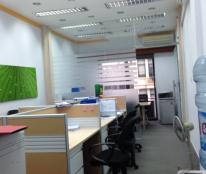 Cho thuê văn phòng hạng B mặt phố lê Trọng Tấn Thanh Xuân DT 25m2 giá 7tr