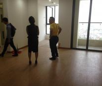 Cho thuê căn hộ chung cư Trung Yên Plaza, diện tích 86 m2, thiết kế 2 PN, đồ cơ bản, 12 tr/tháng