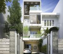Bán nhà HXH Nguyễn Đình Chiểu quận 3, DT: 3.45m x 11m.