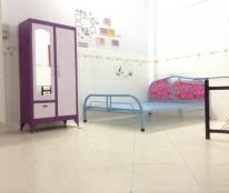 Cho thuê phòng 25m2 -Hẻm Thống Nhất Gò Vấp, Giường, tủ, nước nóng, máy lạnh, WC riêng