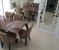 Cho thuê biệt thự Mỹ Phú 3, diện tích 7x20m, nội thất đầy đủ, giá 30 tr/th. Lh: 0918360012 Mai Tâm