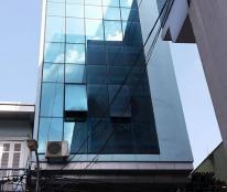 Bán nhà biệt thự khu phân lô đường Giải Phóng, 90m2, 9 tầng, 12 tỷ