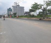 Bán đất ngay đường 822 ngay vòng xoay Phú Hữu giá 25tr/m2