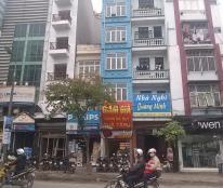 Bán nhà mặt phố Kim Mã, DT: 110m2, mặt tiền 4.6m, giá 38 tỷ, cách bến xe Kim Mã 200m