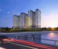 Bán gấp căn hộ M-One 3PN, view sông và tòa nhà Bitexco, giá chỉ 2.8 tỷ, đảm bảo rẻ nhất thị trường