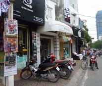 Bán nhà mặt phố Núi Trúc, Ba Đình, gần ngã tư giao nhau với Kim Mã