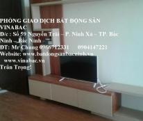 Cho thuê căn hộ chung cư Cát Tường, Phường Võ Cường, TP.Bắc Ninh