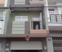 Bán nhà Mặt tiền đường Nhất Chi Mai Quận Tân Bình. DT: 4x20m, 3 lầu mới