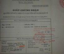 Bán xưởng mặt tiền Lương Thế Vinh, Q.Tân Phú, dt 340m2, giá 18 tỷ