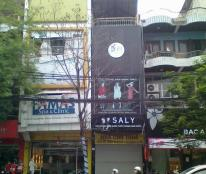 Cho thuê nhà phố Thái Hà  tích 100m2 x 4 tầng.