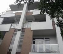Cho thuê nhà 10tr/ tháng, 4x15m, 3 lầu, hẻm 8m Vườn Lài, Phú Thọ Hòa, Q. Tân Phú