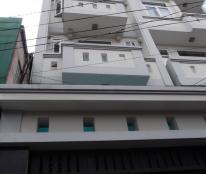 Bán nhà hẻm 6m Nơ Trang Long, B.Thạnh 4.3X13m 5 tầng xây 2017