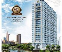 Bán căn hộ Grand Riverside MT Bến Vân Đồn chỉ TT 30% + CK 2% + Tặng gói hỗ trợ lãi suất 0%