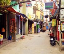 Chính chủ bán đất (có nhà C4) mặt ngõ 20 đường Mỹ Đình, ngõ rộng tiện kinh doanh