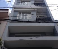 Bán nhà mặt tiền Hiệp Nhất, Tân Bình, 5x16.5m, nở hậu 5.7m, 3 lầu