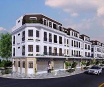 Bán nhà mặt phố khu Hoàng Huy Golden Land. Giá chỉ từ 1,3 tỷ/căn xây 4 tầng. LH 0983644688