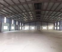 Cho thuê kho xưởng tại Hà Nội giá rẻ 1500m2 trong KCN Phú Nghĩa Chương Mỹ