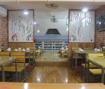 Sang nhượng quán ăn mặt đường Trần Huy Liệu, Giảng Võ, Ba Đình