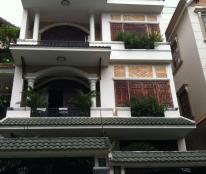 Bán nhà hẻm 16 Nguyễn Thiện Thuật, P2, Quận 3, 4,5m x 27m, giá 16,5 tỷ TL