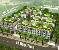 Cho thuê shop house mặt phố Vũ Ngọc Phan La Casa Villa làm nhà hàng. LH 0986284034