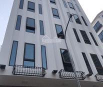 Bán nhà ngõ 69 Trần Duy  Hưng, thiết kế sẵn là khách sạn 8 tầng x 19phòng, MT 5m