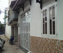 Nhà quận 7 giá rẻ, Phường Tân Phú, DT 6,4 x9m, 1 lửng, 3PN, cách HTP 10m giá 2,5 tỷ