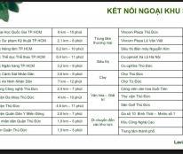 8/9 CĐT Hưng Thịnh chính thức nhận giữ chỗ dự án Lavita Charm, ngay nhà ga Metro, 0909 010 669