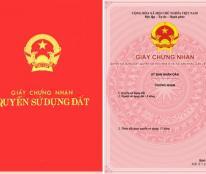 Bán 47m2 đất phân lô sổ đỏ chính chủ ngõ 18 phố Ngô Quyền, Hà Đông, 2 mặt ngõ 3m.