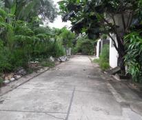 Bán gấp 170m2 đất thổ cư chỉ 12.5 triệu/m2 đường Lê Văn Lương Nhà Bè