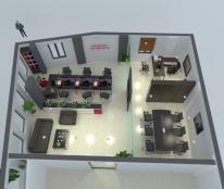 Cho thuê văn phòng Lê Trọng Tấn, diện tích 150m2