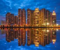 Cho thuê 2PN Vinhomes Central Park Tân Cảng. Giá 15tr/tháng. View đẹp. LH: 0901324006