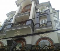 Bán nhà mới Mặt Tiền kinh doanh Nguyễn Văn Đậu, P11, BT. DT: 4 x 19m