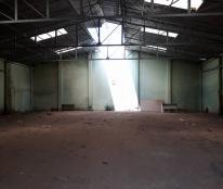 Bán nhà xưởng hẻm 439 đường nhựa 12m, cuối Y Moan 15x34m, giá rẻ, có bìa