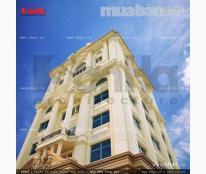 Bán gấp Tòa Nhà 9 tầng mặt đường Nguyễn Xiển-Thanh Xuân...GIÁ=42tỷ
