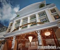 Bán gấp tòa khách sạn 3 sao 9 tầng, khu phố Nguyễn Thị Định, giá 160 tỷ