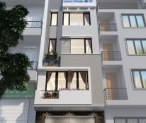 4 tỷ, nhà mới xây 5 tầng phố Yên Lãng, SĐCC