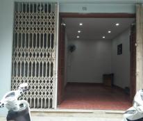Cho thuê Nhà phố Đốc Ngữ Văn cao 15 tr 35mx 3,5 Tầng MT 6m