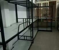Ký túc xá có điều hòa, giường tầng, cao cấp, giá 500 nghìn/tháng