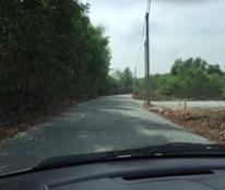 Lô đất 3 mặt tiền đường hiện hữu,Vĩnh Thanh, Nhơn Trạch giá chỉ 500 nghìn/m2 - GIÁ RẺ NHẤT
