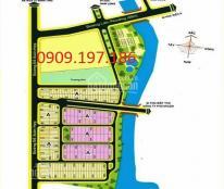Cần tiền sang nhượng gấp lô đất góc 2 MT đường Số 6, Long Trường, quận 9. LH 0909.197.186