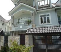 Bán villa mặt tiền KDC Phú Nhuận, Đường 25 Hiệp Bình Chánh Thủ Đức 7X17m, 2 lầu