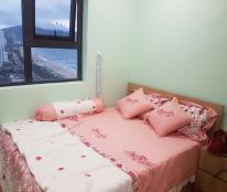 Cho thuê CH Mường Thanh VIP tầng 25 căn 2PN,full NT xịn,view biển,bán đảo sơn Trà 800usd/tháng
