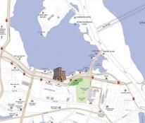 Cần bán lại căn 2PN CC 69B Thụy Khuê, view thành phố giá 6,2tỷ full nội thất, có VAT
