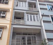 Nhà Trương Định 62m2, KD, phân lô, ô tô tránh, gara, giá 5 tỷ