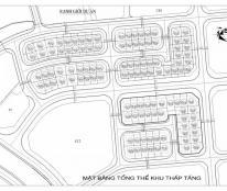 Bán nhà liền kề 4t x 92m2 Dự án nhà ở quân đội Thạch Bàn - Long Biên - Hà Nội
