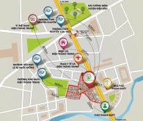 Sốt, mở bán khu phố chợ Thanh Quýt mới, trung tâm thương mại Điện Thắng Trung